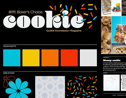 MCAD Cookie Magazine Project