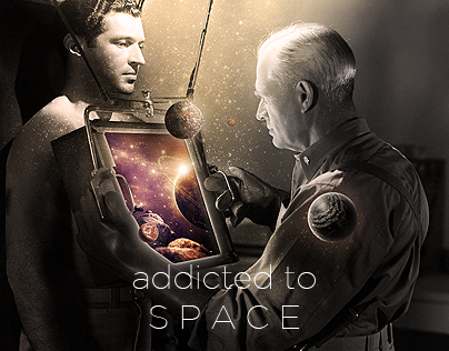 addicted to SPACE