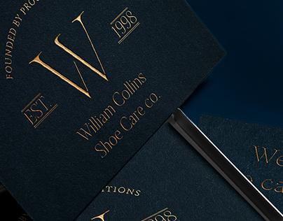 William Collins Brand Identity