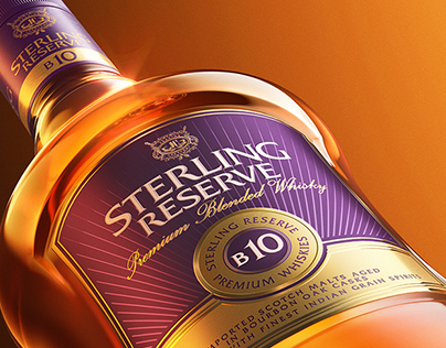 Sterling Reserve Collection_Launch Campaign
