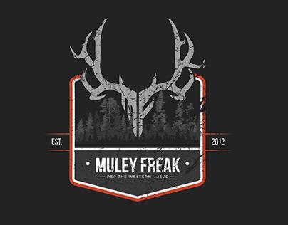 Muley Freak Emblem T