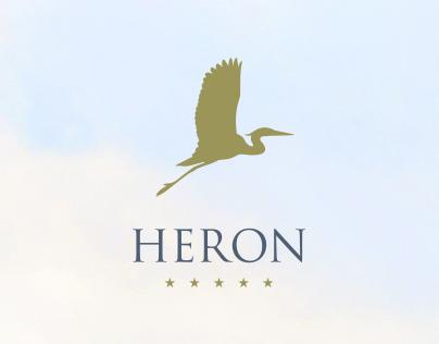 Heron Hotel Web Design