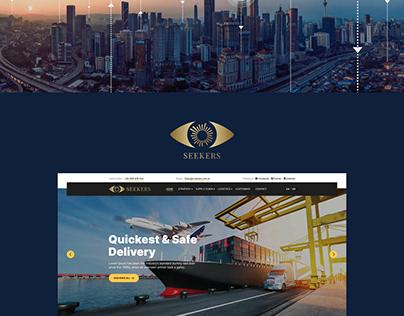 Seekers Website