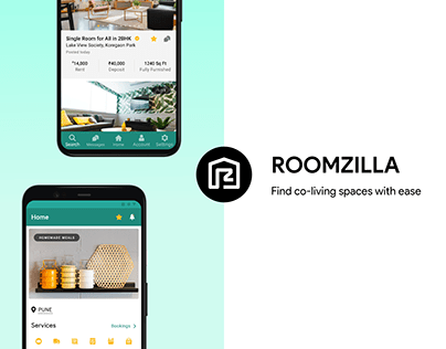 Roomzilla - Android Presentation