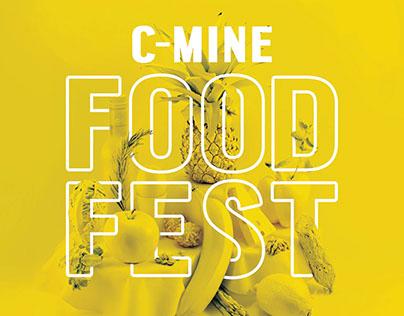 C-mine Foodfest