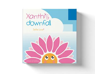 Xanthi's downfall children's book
