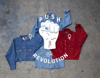 Push The Revolution - Black & Liberty