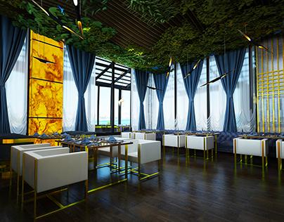 Quente Terrace & Lounge