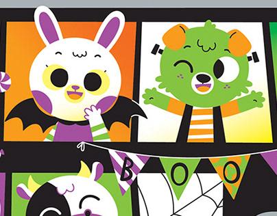 Halloween Bus!