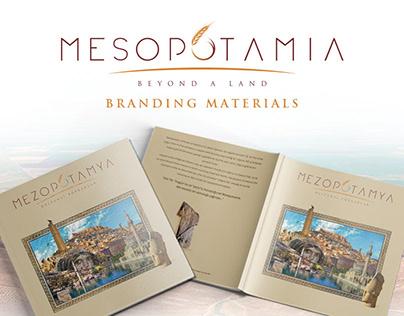 Mesopotamia - Branding Materials