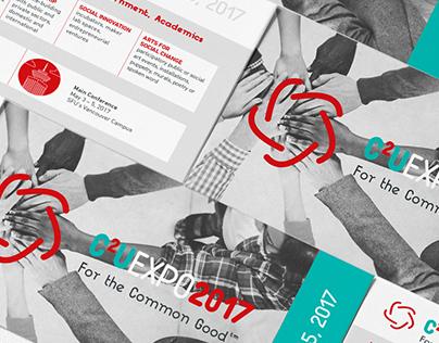2017 C2U Expo - Brand Proposals