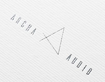 Archa Audio - Branding Project