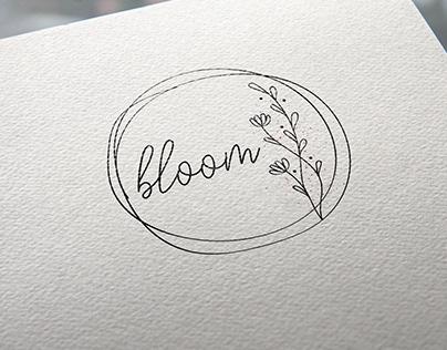 Bloom Logo Ideas