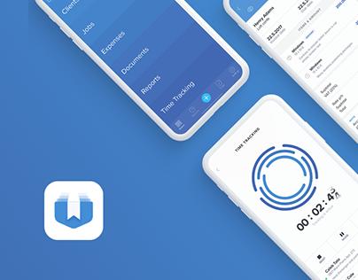 Aid A Trade mobile app