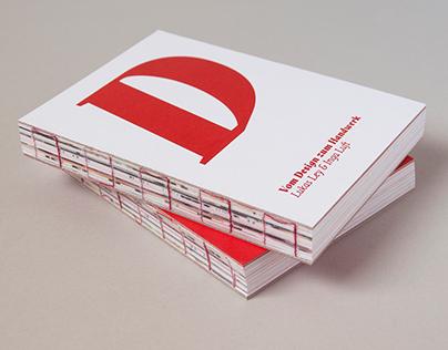 Vom Design zum Handwerk – Masterthesis
