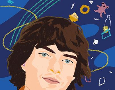 Portrait of Boyan Slat