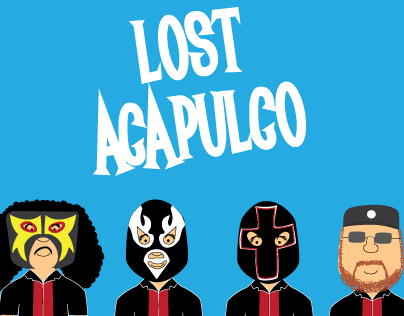 Lost Acapulco Music Video