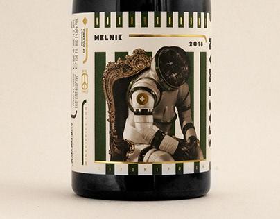 WINE HIPPIES / MELNIK 55