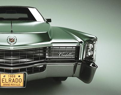 American classic、老爷车car