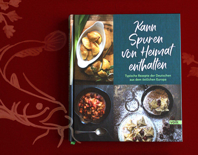 COOKBOOK - DESIGN AND ILLUSTRATION