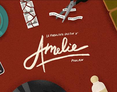 Amélie Title Sequence