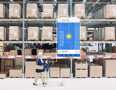 IKEA Global Add - Instore Navigation