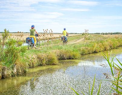 La Flow Vélo | Les Marais | Reportage tourisme durable