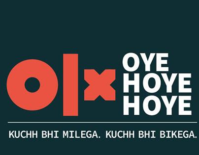 OLX campaign