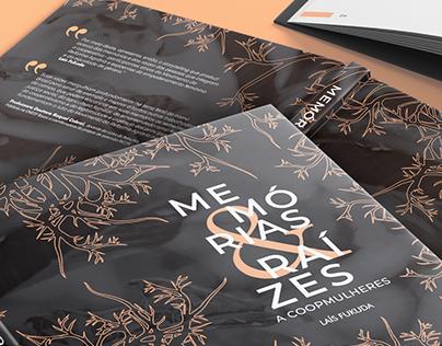 Memórias&Raízes - Projeto Gráfico e Editorial