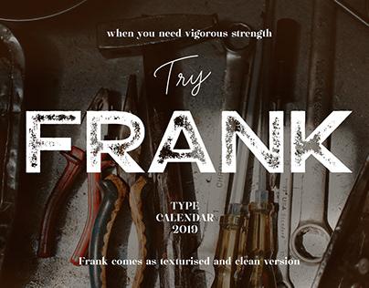 Frank Sans Serif