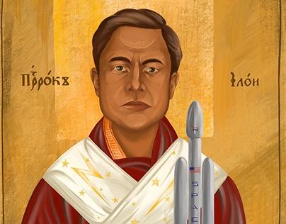 Holy Prophet Elon Musk