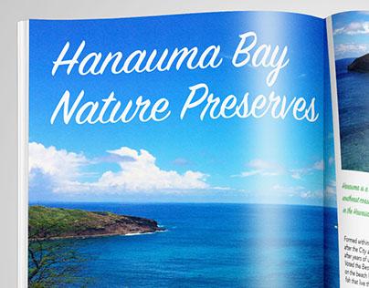 Hanauma Bay Nature Preserves