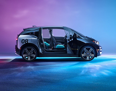 BMW i3 // CES 2020 // with Enes Kucevic