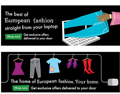 American Express Fashion offers