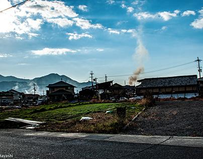 Winter in wakayama