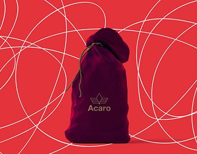 Acaro - Brand design