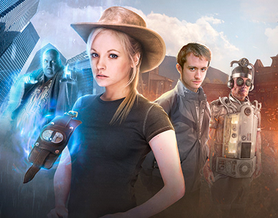 Big Finish: Jenny The Doctor's Daughter Volume 2 Cover