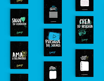 SANTIMAYE - Brand Identity & Motion Graphics