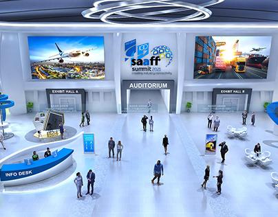 Virtual Lobby of SAAFF