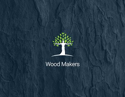 Wood Makers. Сайт лесопилки.
