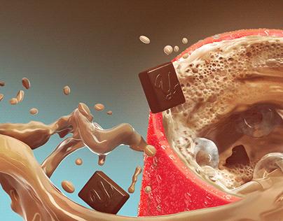 3D Illustration (Shakelatto™)