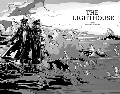 The Lighthouse (fanart poster)