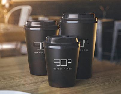 Logo design | 90ᵒ