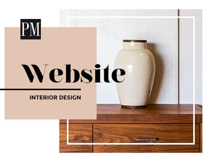 PM Interni - website
