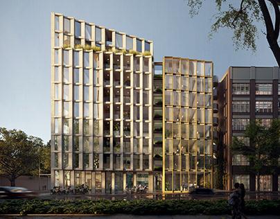 232-240 Elizabeth Street   Furtado Sullivan Architects