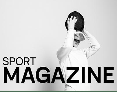 online sport magazine