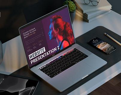 Website Presentation II