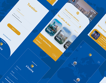 Travelisor — Travel App