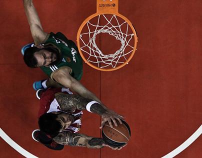 Basketball Greek Clasico