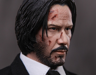 1/6 Keanu Reeves (John Wick: Chapter 2)